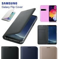 NEW Luxury Flip Leather PU Card Holder Wallet Case Cover for Samsung Galaxy A20e
