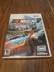 Brand New Sealed Nintendo Wii NASCAR Unleashed