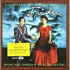Elliot Goldenthal, Frida - Frida [New CD] Enhanced