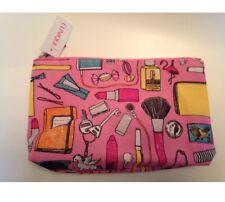 Clinique Pink Make Up Bag