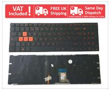 ASUS Rog GL502 GL502V GL502VM GL502VT GL502VY GL502VS UK Backlit Tastiera