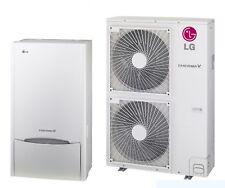 LG Therma V Split Luft/Wasser Wärmepumpe Inverter 12 kW A++ BAFA Förderung