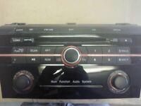 CHEVY 5-CD Storage Holder Radio Dash Pocket Optional Tuner Replacement 5CHY