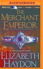 The Symphony of Ages: Merchant Emperor 7 by Elizabeth Haydon (2015, MP3 CD,...