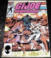 G.I Joe Yearbook 3 (7.5) 1st Print Marvel Comics