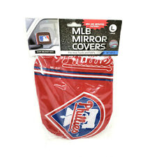 Philadelphia Phillies Mirror Covers Large MLB Baseball