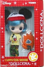 Tomy Dollcena Disney I Love the Mouse Doll Girl Figure Limited Exclusive RARE