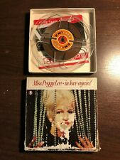 IN LOVE AGAIN by MISS PEGGY LEE - EMITAPE - £3.25 UK POST