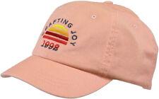 Barts Baseball Cap Abrego Cap Pink Logo