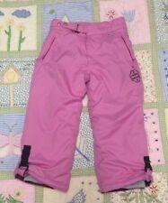 Marker Girls  size 5 Pink snow pants ski pants