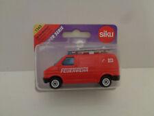 Feuerwehr Gerätewagen VW TRANSPORTER T3  Siku 1343