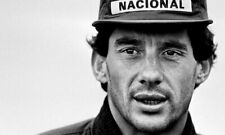 NEW 6 X 4 PHOTO FORMULA 1 F1 AYRTON SENNA 1