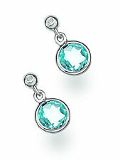 Diamond Blue Topaz Fine Jewellery