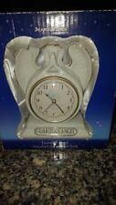 Guardian Angel Porcelain Clock