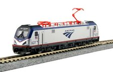 N Scale - KATO 137-3002 AMTRAK ACS-64 Locomotive # 627 DCC Ready
