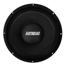 Earthquake Sound EQ108 10'' Open Back Midrange 8 Ohms 300 Watts