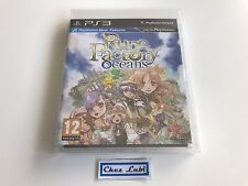 Rune Factory Oceans - Sony PlayStation PS3 - FR - Neuf Sous Blister