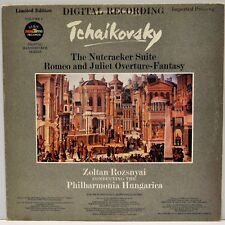 """Tchaikovsky, The Nutcracker Suite, Romeo & Juliet"" Zolgan Rozsnyai Vinyl LP"