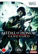 Nintendo Wii Game Medal of Honor Vanguard NEW