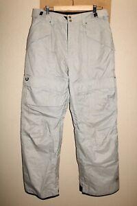 "KEMPER Mens Large L 34""W 32""L insulated Snow/Snowboard Pants"