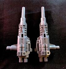 Pistola Dreadwind G1 (par) Transformers Resina REPRO también encaja Titanes de retorno
