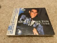 Michael Bolton CD Japan OBI Strip Brand New Sealed 2003