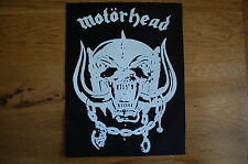 Motorhead Back Patch Rock Metal Slayer ACDC Metallica Pantera Megadeth (BP87)