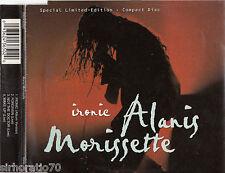 Ironic [Maxi Single] by Alanis Morissette (CD, Feb-1996, Maverick)