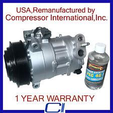 2013-2016 Dart 2.0L,2013-2016 Dart 2.4L OEM Reman A/C Compressor