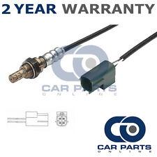 pour Nissan Micra K11 1.4 16V 2000-03 4 FILS SONDE LAMBDA à oxygène arrière O2