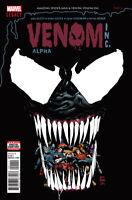 Amazing Spider-Man and Venom: Venom Inc Alpha #1 (2018) Marvel Comics