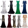 Cocktail 1920s Flapper Dress Gatsby Party Evening Formal Dresses Wedding Gowns