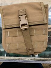 USMC MOLLE pouch SAW coyote brown 200 Round
