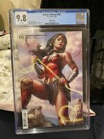 Wonder Woman #755 MacDonald Variant CGC 9.8 DC Comics 2020