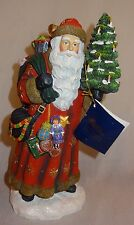 Starcoat Santa 1995 Limited Edition Pipka #2811 / 36000 Figurine Christmas 10.5""