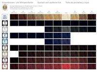 Refectocil Mini Colour Chart - Australian Seller