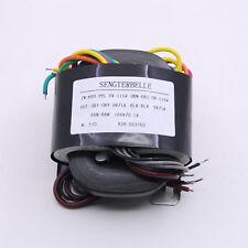 40VA Audio R type Transformer 0-165V (0.1A) 0-9V X2 (1A) For Preamplifier DAC