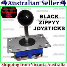 ZIPPYY Joystick – 2-4-8 WAY (Long Stick) (BLACK) ARCADE or MAME