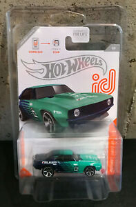 2021 Hot Wheels J Case ID Chase Falken '69 COPO Camaro 5/8  NEW!  VHTF!