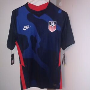 🇺🇲 NWT $90 Nike USMNT 2020 Match Away Soccer Jersey Men's size XS Sold Out!!