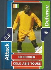 TOPPS MATCH ATTAX WORLD CUP 2006- #131-IVORY COAST-KOLO ABIB TOURE