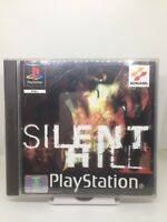 SILENT HILL PS1 Playstation 1 PAL España 100% ORIGINAL