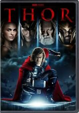 Thor (DVD, 2011) NO CASE, DVD ONLY.....COMES IN SLEEVE