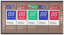 Netherlands 2009 Birthdaystamps S/S MNH