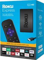 Roku Express Streaming Media Player 3930R NEW