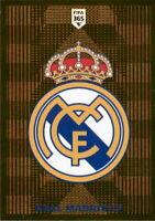 Panini Fifa 365 2020 Sticker 115 - Real Madrid CF Logo