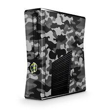 Xbox 360 Slim Skin Aufkleber Schutzfolie Sticker Skins Folie Design Urban Camo
