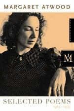 Selected Poems: 1965-1975: By Atwood, Margaret
