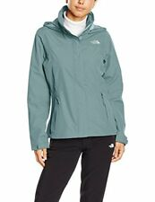 NWT Womens The North Face Green Sangro Hood Waterproof Hiking Jacket Size Large