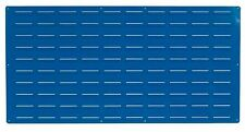 "Triton Products (1) 24"" H x 48"" W Blue Epoxy Louvered Panel"